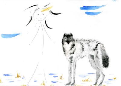 La louve - Noémie Dufraisse