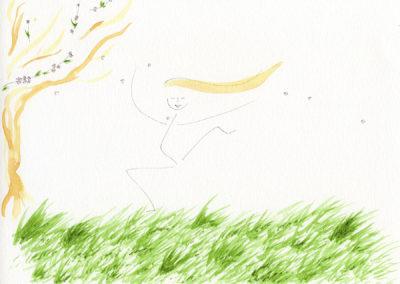 Danse du printemps - Noémie Dufraisse