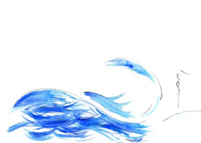 La mer - Noémie Dufraisse